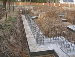 Строительство фундамента под ключ. Пермские строители.