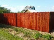 строить забор, ограждение город Пермь