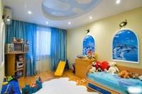 Ремонт и отделка детской комнаты в Перми
