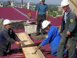 Ремонт крыш в Перми. Строительство и отделка кровли. Кровельные работы в Перми. Отделка