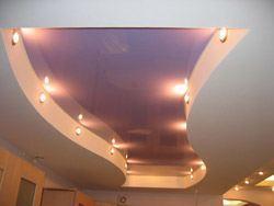 Ремонт и отделка потолков в Перми. Натяжные потолки, пластиковые потолки, навесные потолки, потолки из гипсокартона монтаж